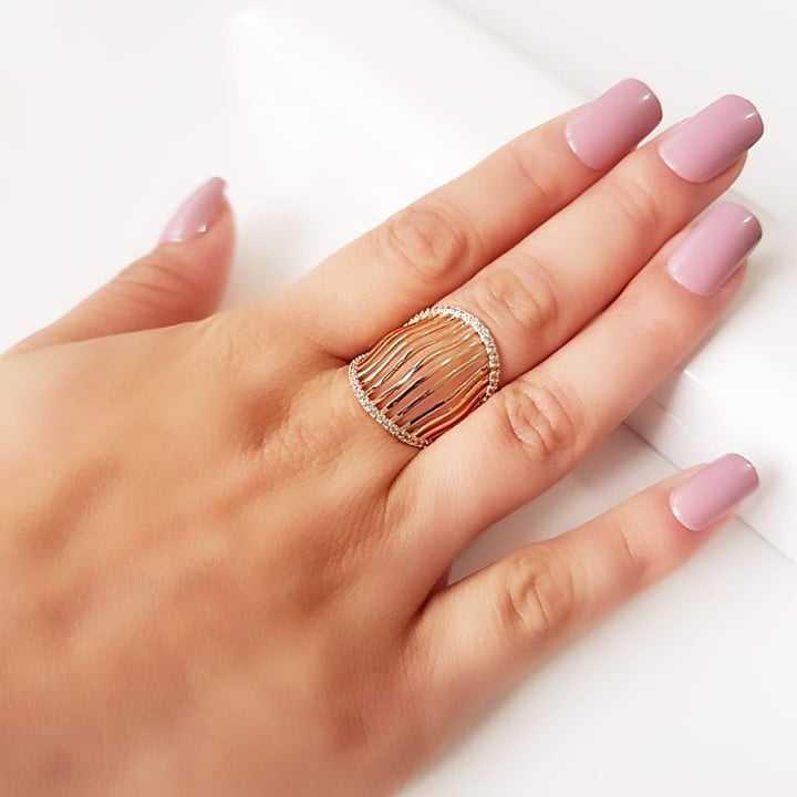 anel zircônia -12