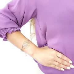 Bracelete dobrável - Modelo Grace